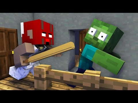 Xxx Mp4 Monster School GRANNY VS MOBS HORROR CHALLENGE Minecraft Animation 3gp Sex