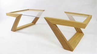 Design and making a coffee table