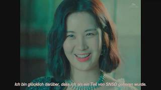 Girls' Generation - All Night MV [German Subs + Romanization]