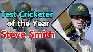 Steve Smith named ICC Test Cricketer of the Year | Sports Tak
