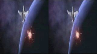 Star Wars true 3D comedy funny  Side by side: left video on the left side