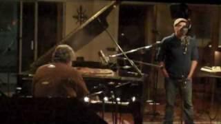 Mark Broussard + David Egan in Dockside Studios next to Verm