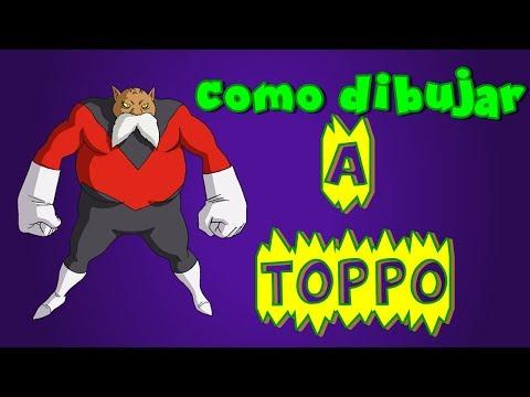 Xxx Mp4 Como Dibujar A Toppo Dragon Ball Super L How To Draw Toppo L トッポの描き方 3gp Sex