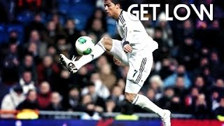 Cristiano Ronaldo - Get Low 2015 | Hd |