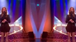 Celine Dion   Loved Me Back To Life Live at X Factor UK  HD