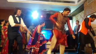 Gallan Goodiyan Dance Performance by the Groom Side - Dil Dhadakne Do