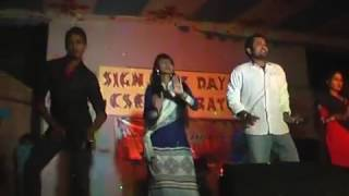 Group Dance by Shuvo, Fahim, Show Eb, Prapti, Swarna
