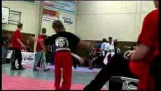 ISKA 08 Germany - Freestyle Forms KIDS boys