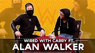 WIRED WITH CARRY - EP 02 - TRUTH & DARE W/ ALAN WALKER