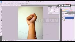 Photoshop Bangla Tutorials part- 14 (Pen Tools-1)