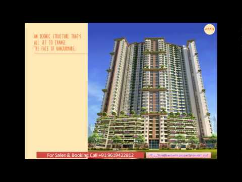 New Pre – Launch Sheth Avante Project Sheth and Emami Group in Kanjurmarg West.