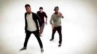 اموزش رقص هيپ هاپ