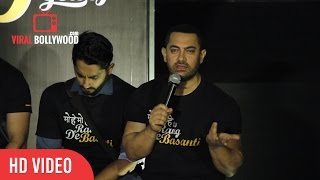 I Have no Problem to Work With Sunny Leone | Aamir Khan | ViralBollywood