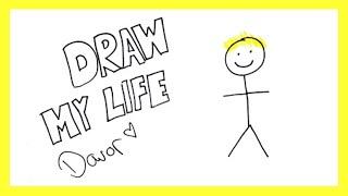 DRAW MY LIFE | Davor Gerbus
