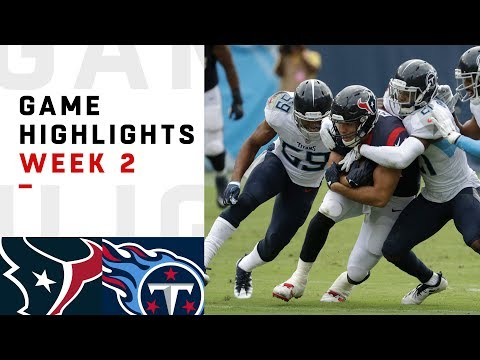 Xxx Mp4 Texans Vs Titans Week 2 Highlights NFL 2018 3gp Sex