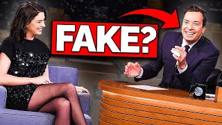 Why Jimmy Fallon Seems Fake