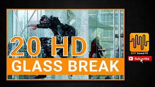 🎵 HD Glass Breaking Sound Effect | Free Sound Effects Download