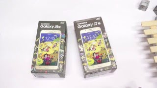 HINDI - Samsung Galaxy J5 2016 Smartphone Unboxing & Features