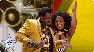 Donchez brings the CARNIVAL to the BGT Final! | The Final | BGT 2018