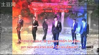U-kiss Avater Subtitulos en español + romanización