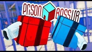 PRISON GIFTS for DAYS! - Prison Boss VR Gameplay - HTC Vive VR