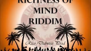 Richness Of Mind - Reggae Instrumental 2017 - Rico Dubwise Prod.