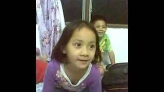 Balqis tells about her school trip