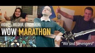JustNetwork WoW-Marathon von 03.01.2013 - 04.01.2013