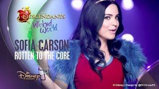 Sofia Carson ''Rotten to the core'' - versión Spanglish Remix