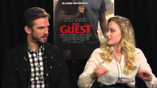 The Guest - Dan Stevens and Maika Monroe Interview