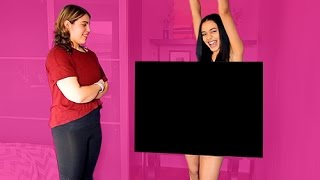 Lesbian Virgin Sees Naked Woman For First Time