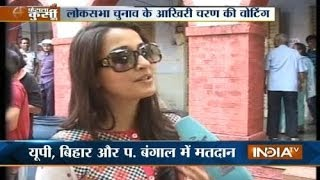 Will be in politics if get a chance says Raima Sen
