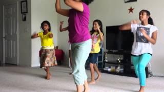 ONAM dance practice