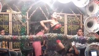 Dj Wale Babu hd Orchestra video (Hot Video) recorded by me