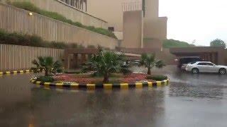 Rain in Saudi Arabia          المطر في الخبر ، السعودية