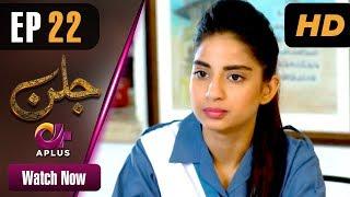 Drama | Jallan - Episode 22 | Aplus ᴴᴰ Dramas | Saboor Ali, Imran Aslam, Waseem Abbas