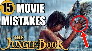 15 Mistakes of THE JUNGLE BOOK You Didn't Notice