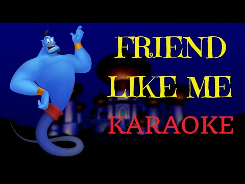 Xxx Mp4 Friend Like Me Aladdin Multilanguage Karaoke 3gp Sex
