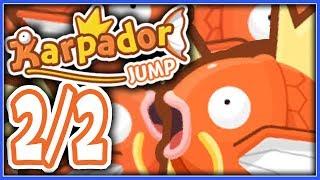 Moggy & Jonny lassen Karpador springen! - #2/2