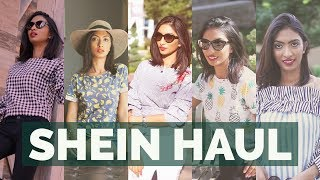 Shein.com Try-On Fashion Haul + LookBook 2017 Affordable,Cute Summer/Fall Clothes Tips and Tricks