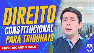Aulão de Direito Constitucional para Tribunais | Ao Vivo