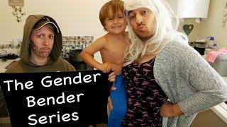 The Gender Bender Series Part One Trailer - Gender Swap Couple Transvestite Prank