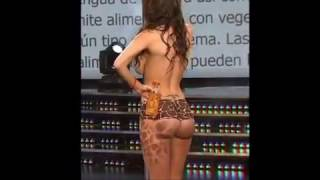 Nude Game Show Contest Gets Winner