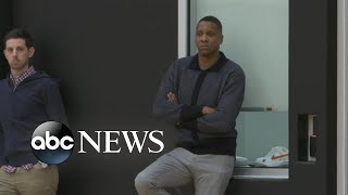 Toronto Raptors GM hit with misdemeanor charges l ABC News