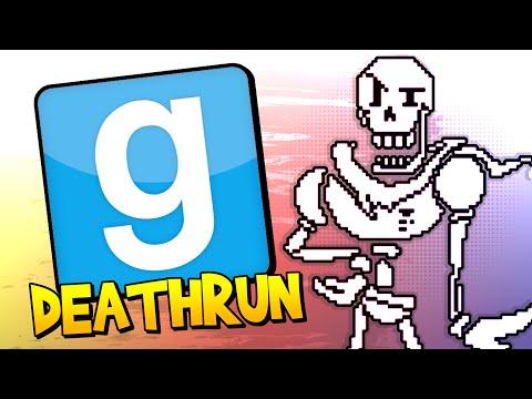 GMOD Deathrun UNDERTALE EDITION Garry s Mod