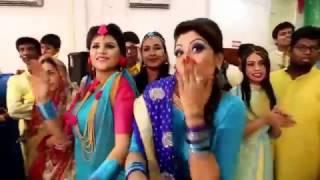 **Holud Dance performance** Wedding Bangladesh - Kimtee & Adnan