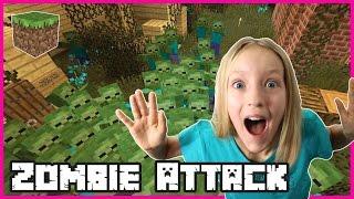 Zombie Attack / Minecraft