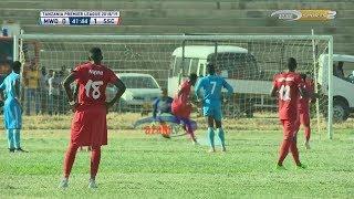 MAGOLI YOTE NA KADI NYEKUNDU; MWADUI FC 1-3 SIMBA SC (TPL - 23/09/2018)