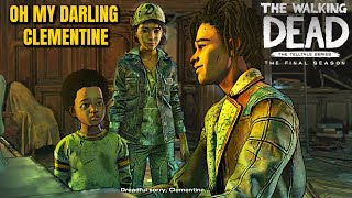 """Louis Sings """"Oh My Darling Clementine"""" The Walking Dead:Season 4 Episode 1 """"Done Running"""" -twds4"""