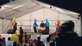 Rooh Punjab Dee Adelaide performing on Jatt Mele Aa Gaya by Ranjit Bawa